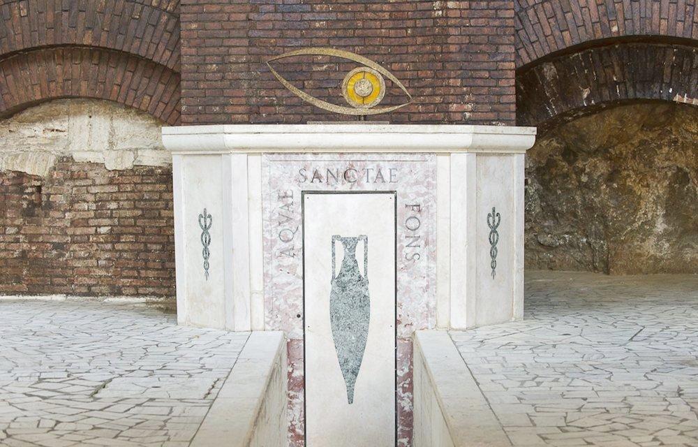 LE PROPRIETA' CURATIVE DELL'ACQUA SANTA DI CHIANCIANO